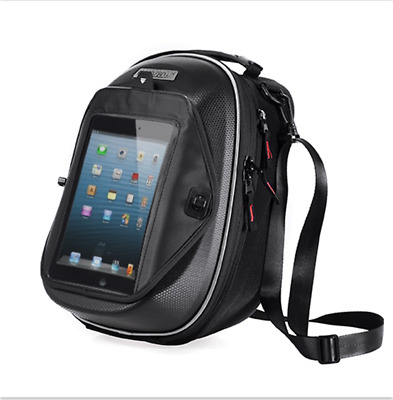 Motorcycle 23L Alloy Tanklock Quickly Release Tank bag Backpack for Kawasaki
