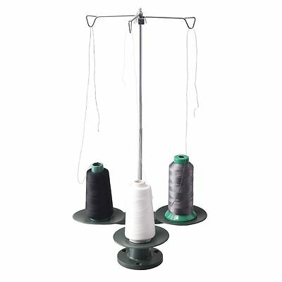 3-Spool Thread Stand For Overlock all Industrial and Domestic Sewing Machine