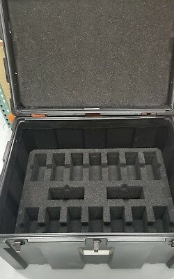 ECS Military 36x29x24 Roto Molded Plastic Water Proof Hard Equipment Case XLarge