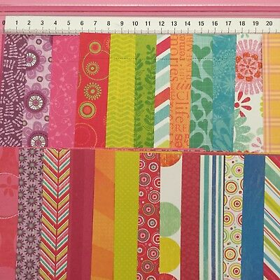 Colorbok 'Light Bright' Designer Papers - 6inch x 6inch 25 Pages 25 Designs