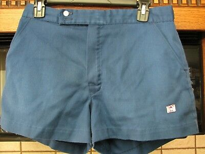 Catalina brand Arthur Ashe Collection vintage men's tennis shorts 32 waist