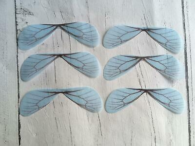 Organza Ethereal Butterfly Millinery Wings Crafts Diy Jewellery Making