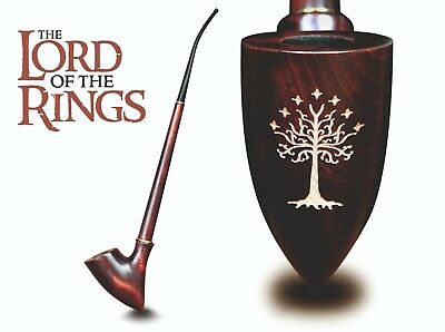 Tobacco pipe Gandalf Pipe Tree of Gondor Lord of the Rings Long Smoking pipe