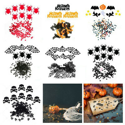 15G/bag Halloween Party Table Confetti Sprinkles Party Haunted House Decor Faddi
