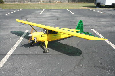 Very Large Scale RC Model Airplane