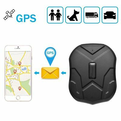 TK905 GSM GPS GPRS Car Vehicle Powerful Magnet Tracking Tracker Real Time Device