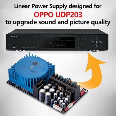 Linear Power Supply Board for OPPO UDP203 Modified Upgrade Digital&Analog Output
