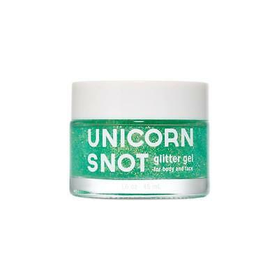 NEW FCTRY Unicorn Snot Glitter Gel Blue - Face & Body Glitter