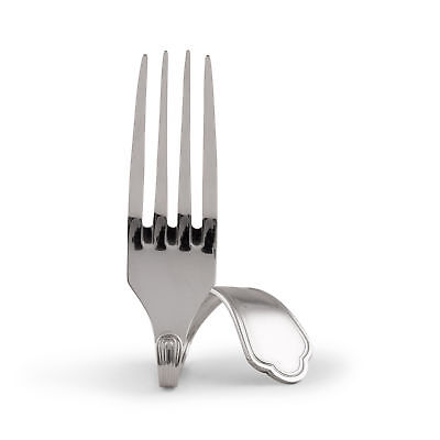 Place Card Holder Twisted Fork Pack of 16