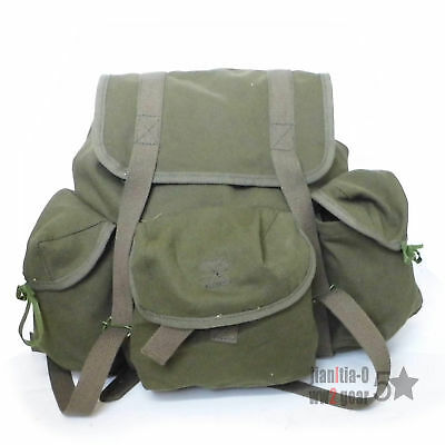 Chinese Surplus Original PLA Type 65 Haversack Backpack Green Vietnam War