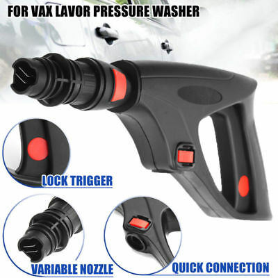 Car Cleaning Spray Nozzle High Pressure Washer Trigger Lance for LAVOR VAX VPW