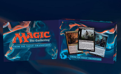 Magic From The Vault Transform OVP Sealed English, Englisch!