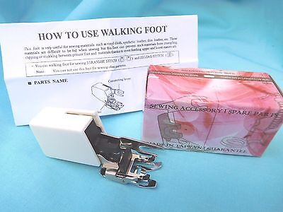Walking Foot Singer  Brother Toyota Janome Bernette Sewing Machines 5Mm St Width