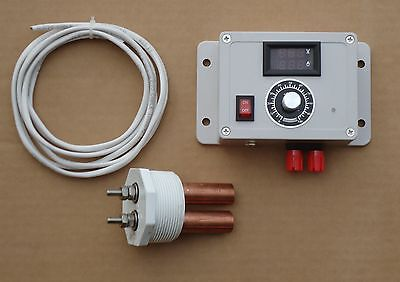 Pool Ionizer Purifier Eliminate Up To 90% Chlorine In Pool Auto Clean 25K Gal.