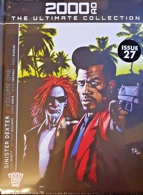 2000 AD The Ultimate Collection # 27 = SINISTER DEXTER = VOLUME ONE