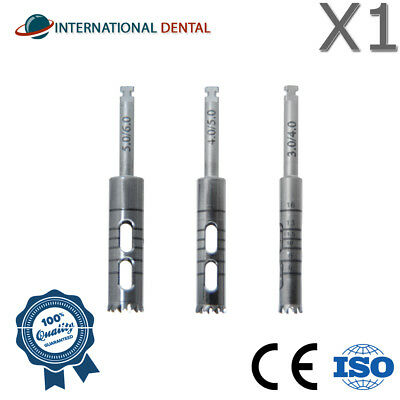 Trephine Drill, Dental Implant Surgical Instrument for Dentist