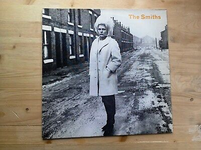 "The Smiths Heaven Knows I'm Miserable Now A2/B1 EX 12"" Vinyl Record RTT 156"