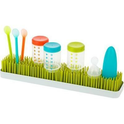 Boon Bottle Drying Rack Countertop Utensils Grass Patch Kitchen