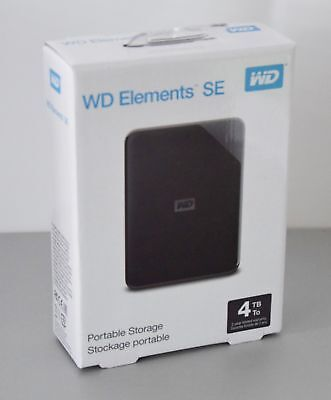 Western Digital Festplatte WD Elements SE (4TB)