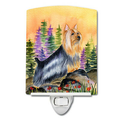 Carolines Treasures  SS8262CNL Silky Terrier Ceramic Night Light