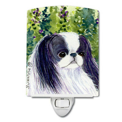 Carolines Treasures  SS8730CNL Japanese Chin Ceramic Night Light
