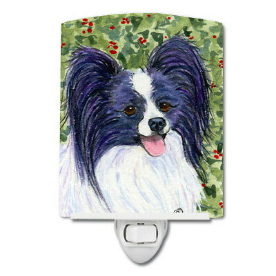 Carolines Treasures  SS8811CNL Papillon Ceramic Night Light