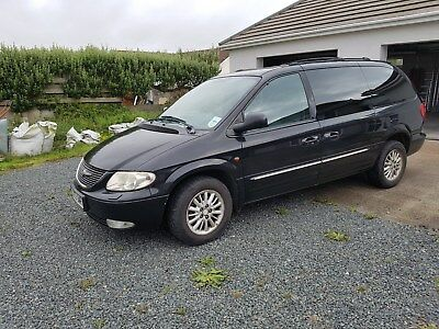Chrysler Grand Voyager XS Limited edition  3.3 petrol - Low mileage -