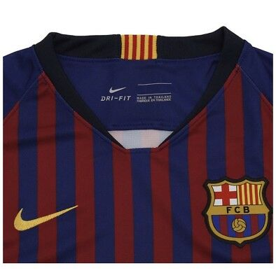 MENS LIONEL MESSI Home Barcelona Soccer Jersey New size Medium  10 ... 7969048f0
