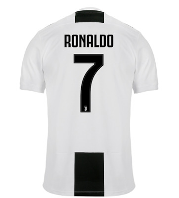 2018-2019 JUVENTUS Home kit Child kit kids kit