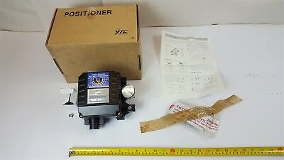 YTC YT-1000-RDn531 Electro-pneumatic positioner 4-20mA DC -20~70C - New