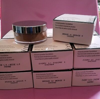 **New Mary Kay Mineral Powder Foundation~You Choose Shade~Ivory~Beige~Bronze!