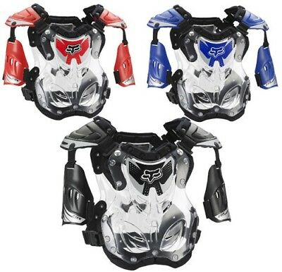 Fox R3 Roost Deflector Chest Protector Mx Atv