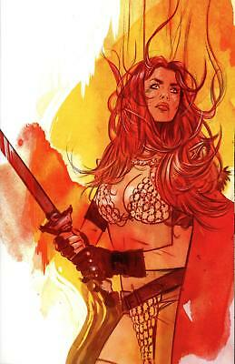 Red Sonja #20 1/20 Tula Lotay Virgin Art Variant - Sold Out