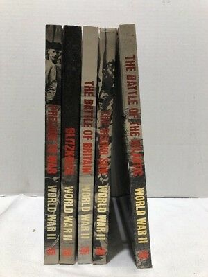 WAR WORLD WAR II TIME LIFE BOOKS HARDCOVER 23 Volumes See Description