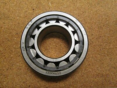 Cylindrical roller bearing S44-18-Made in GERMANY 12 NU 205 ECP
