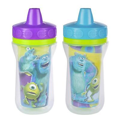 - NEW - The First Years Disney/Pixar Monsters Inc - 9 Oz Baby Cups (2 PACK)