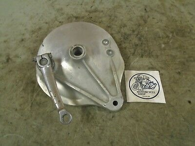 1976 Honda Hondamatic Cb750 Rear Drum Brake Plate
