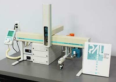 CTC Analytics HTS PAL Autosampler Liquid Handler w/ Stack Cooler & Fast Wash