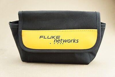 New Fluke Networks MS2 MicroScanner2 Soft Pouch Case Velcro Closure Belt Loops