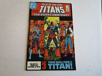 1984 Tales Of The Teen Titans # 44 In Very Fine + Cond., 1St App. Of Nightwing