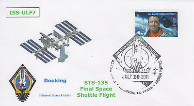 New 11x14 NASA Photo Final Space Shuttle Flight Atlantis Mission STS-135