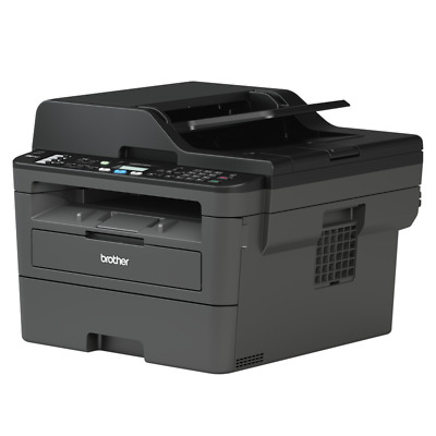 Brother Wireless Compact Mono Laser All-in-One-30 ppm,LAN,WiFi,Auto
