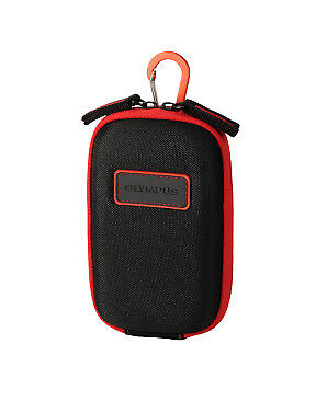 Olympus CSCH-107 Compact case Black, Red