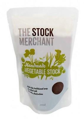 The Stock Merchant Traditional Vegetable Stock Organic Gluten Free Health Food