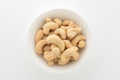 Our Organics Cashews Raw 250g Organic Gluten Free Health Food