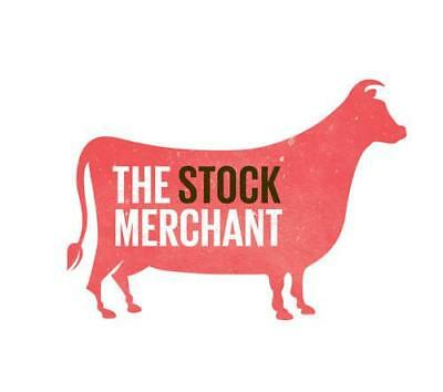 The Stock Merchant Beef Stock 500g Organic Gluten Free Health Food