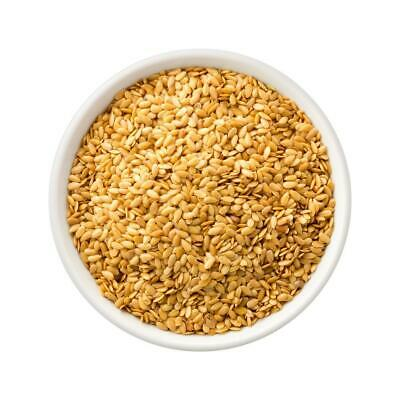 Our Organics Golden Linseed 3kg Organic Gluten Free Health Food