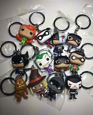 Funko Pocket Pop Keychain BATMAN THE ANIMATED SERIES Mini Figures - You Pick!!!