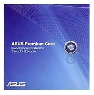 New ASUS NOTEBOOK GLOBAL WARRANTY(1YR+1YR) (TOTAL 2 YEARS) PHYSICAL PACK Free Sh