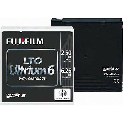 FUJIFILM LTO 6F ULTRIUM DATA CARTRIDGE 2.5TB - 6.25TB T71024  Free Ship